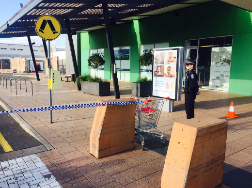 Elizabeth Shopping Centre and Terrorism inAustralia