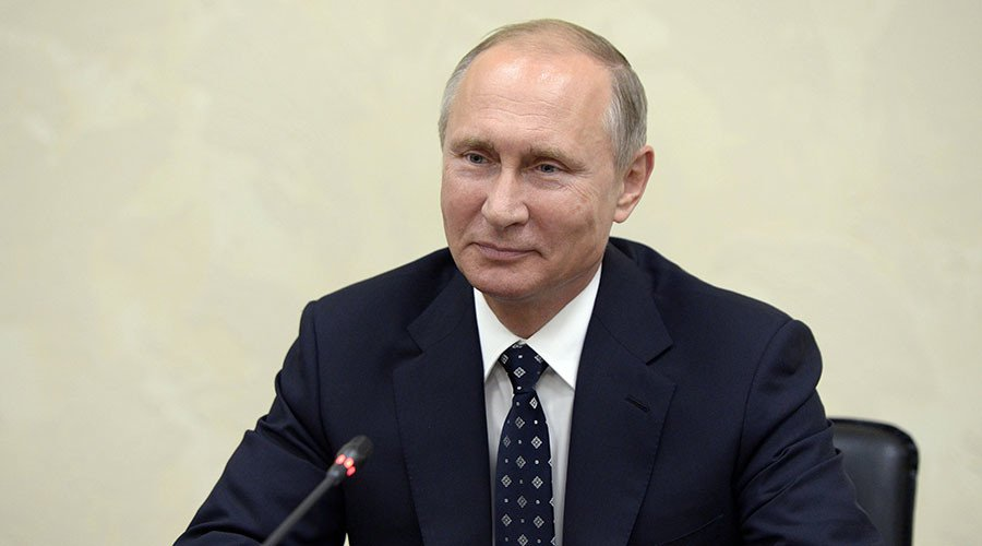 """PUTIN: """"Russia is ready and wants to restore 'Full-Fledged Relations' with theUS"""""""
