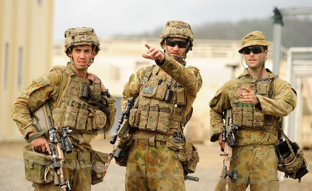 Make Australia's Military Great Again: Part1
