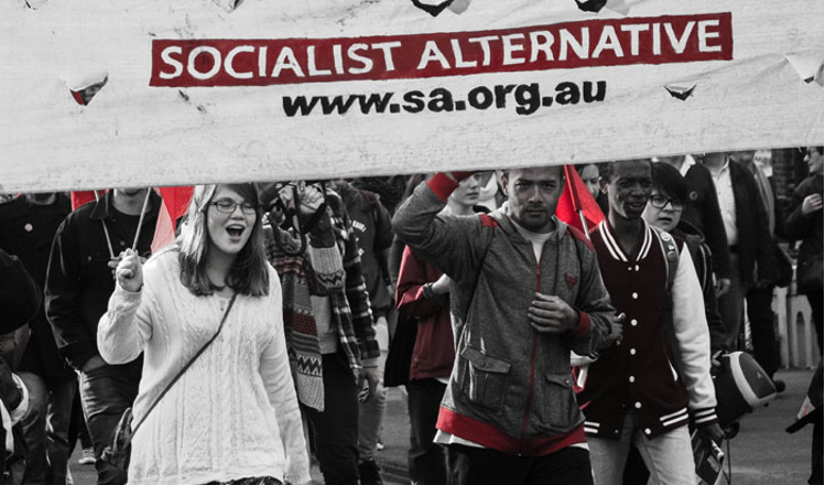 Socialist Alternative – Marx's Minions