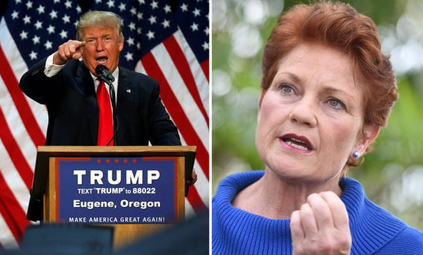 An American Woman's Perspective of Pauline Hanson