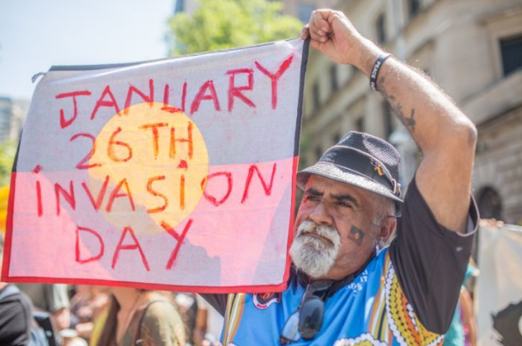 A Flashback to InvasionDay