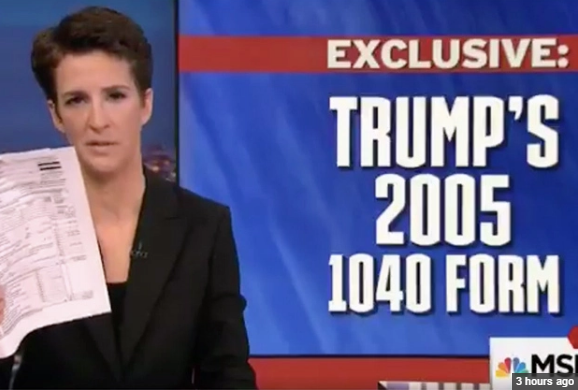 Rachel Maddow Hysteria And The White House's HilariousResponse
